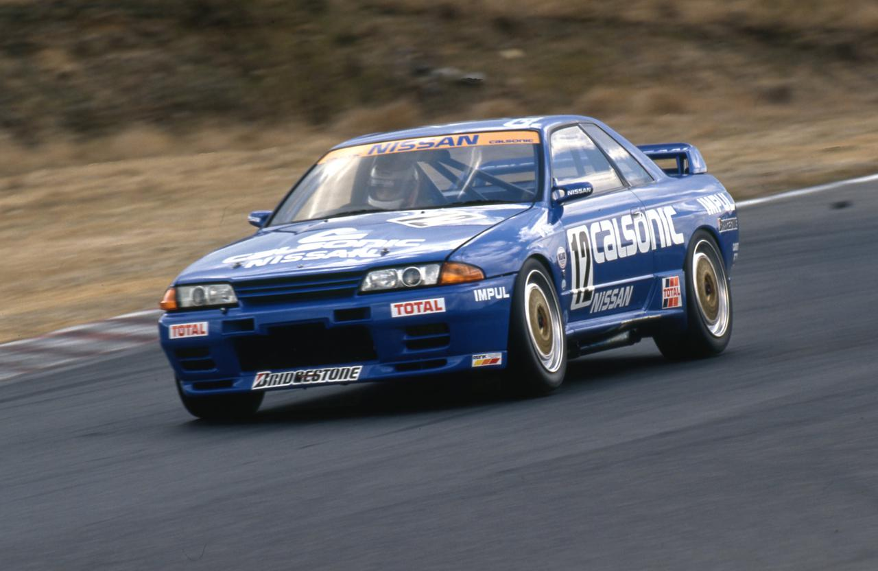 Images : 1番目の画像 - 1990年の全日本ツーリングカーでデビューしたスカイラインGT-R - Webモーターマガジン