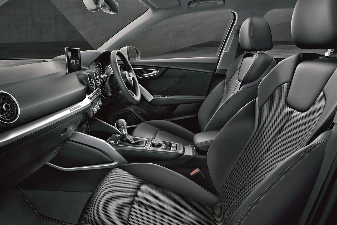 Images : 5番目の画像 - アウディ Q2とA3の特別限定車 - Webモーターマガジン