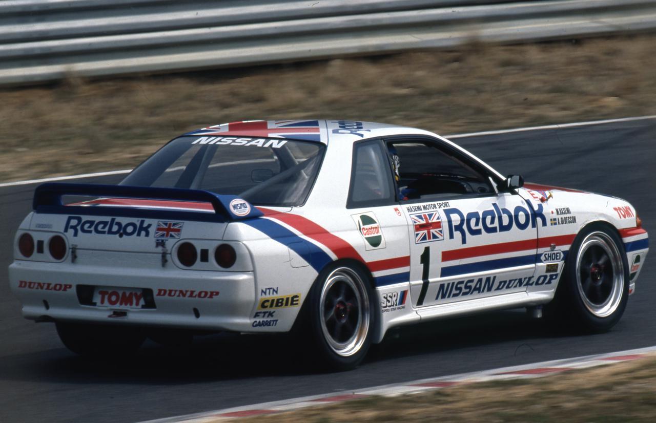 Images : 8番目の画像 - 1990年の全日本ツーリングカーでデビューしたスカイラインGT-R - Webモーターマガジン