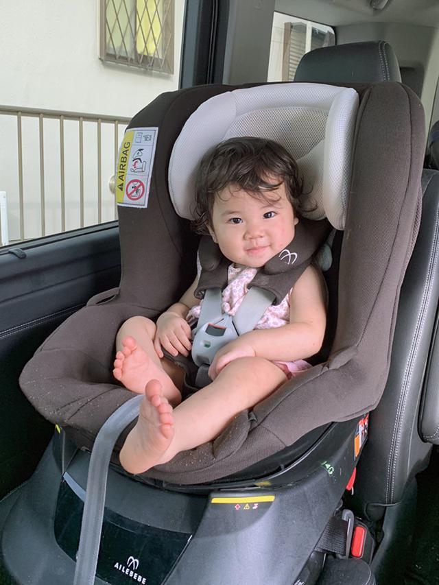 画像: 車内では必ずチャイルドシートに座らせて、安全で快適なクルマ生活を!