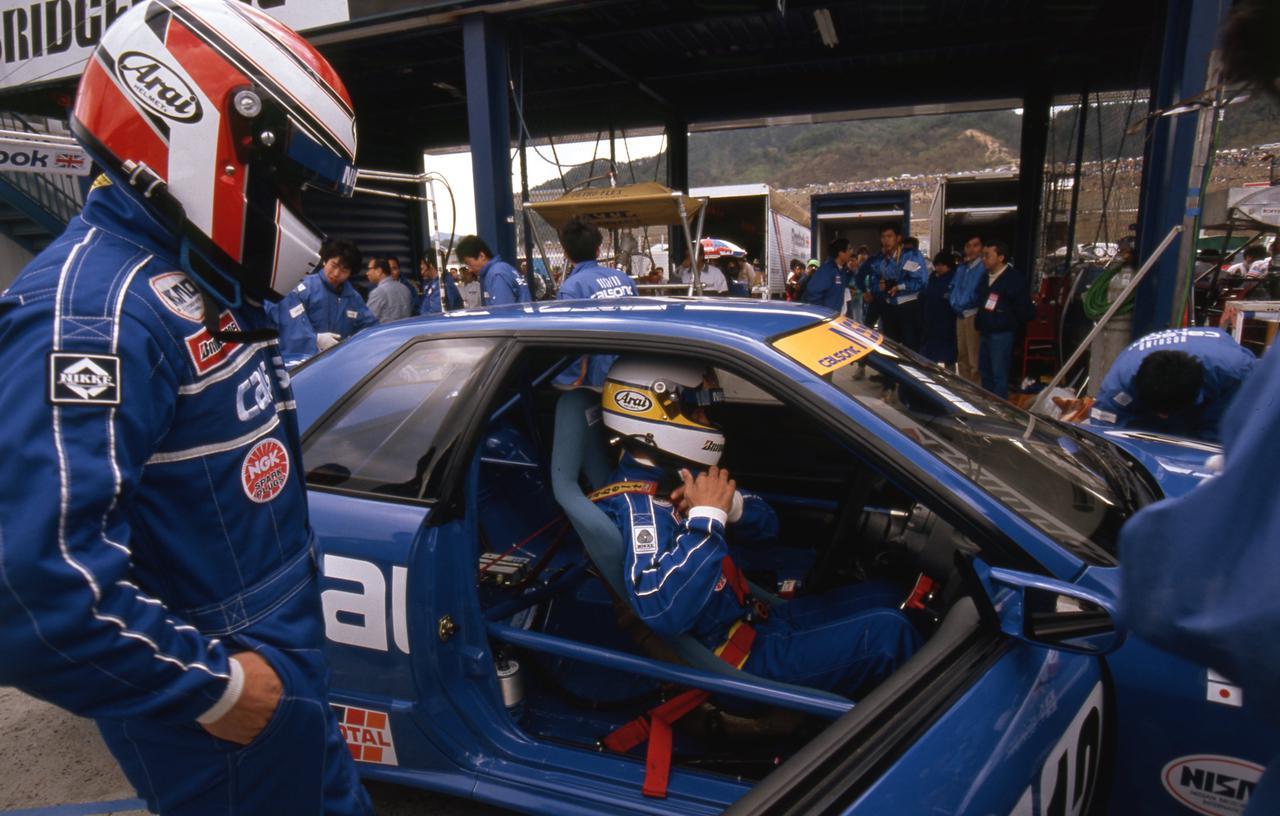 Images : 7番目の画像 - 1990年の全日本ツーリングカーでデビューしたスカイラインGT-R - Webモーターマガジン