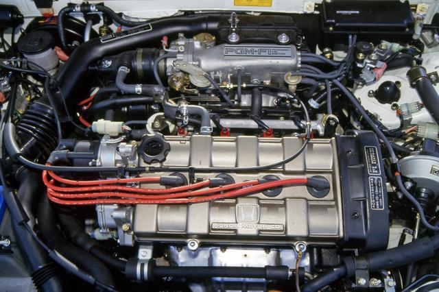 画像: ZC型はロングストロークの太い低速域トルクとDOHCらしいシャープな吹け上がりを両立させた。