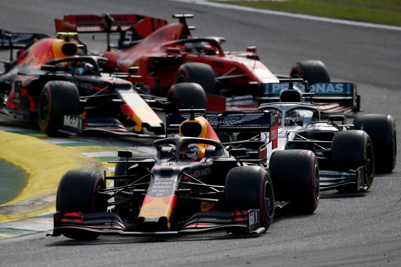 Images : 1番目の画像 - F1第20戦ブラジルGP決勝 - Webモーターマガジン