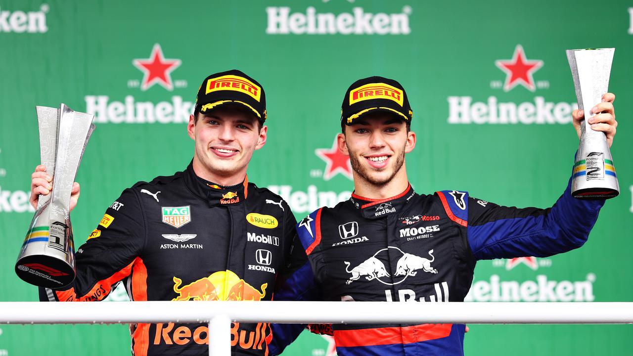 Images : 6番目の画像 - F1第20戦ブラジルGP決勝 - Webモーターマガジン