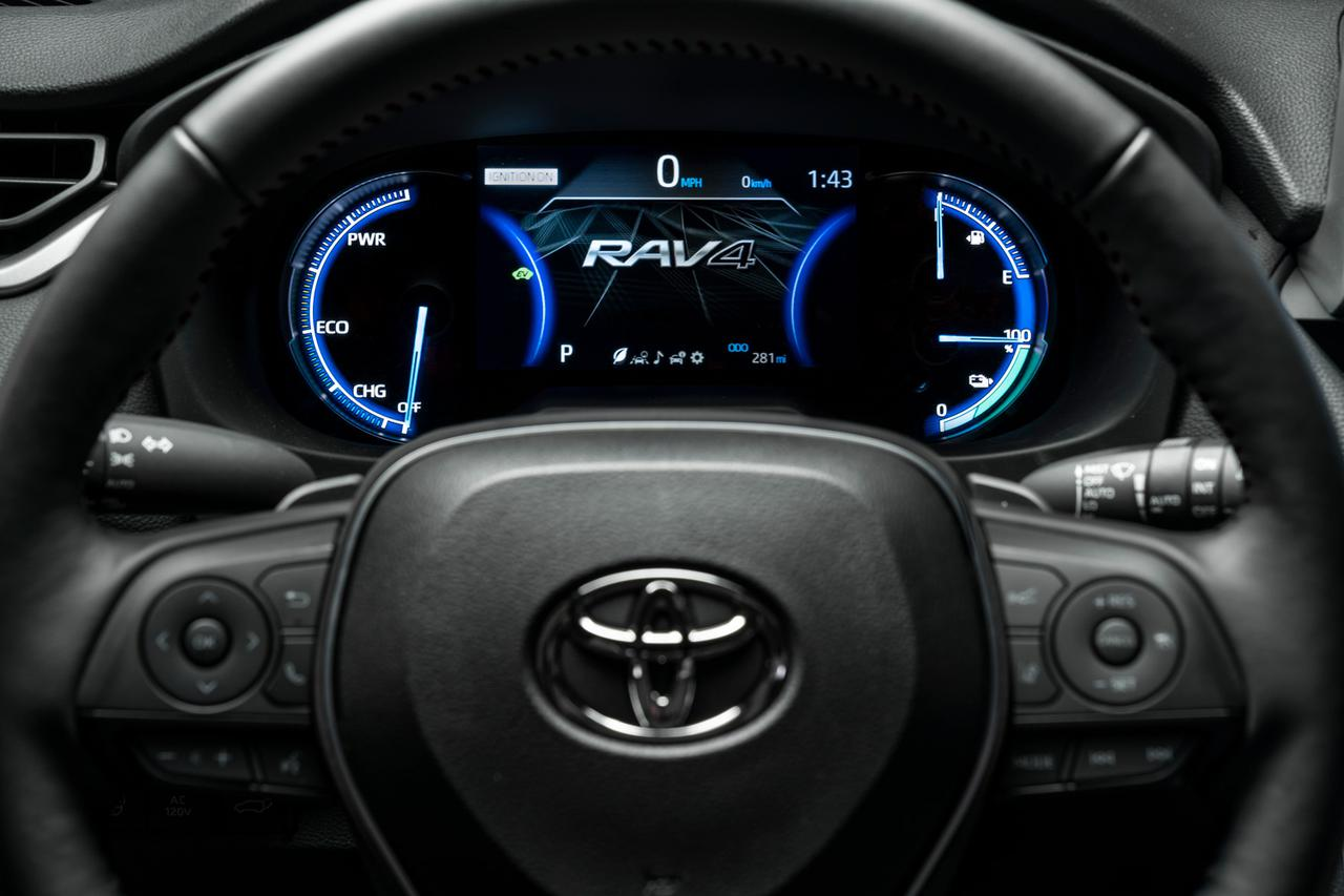 Images : 6番目の画像 - トヨタ RAV4のPHV「プライム(Prime)」の写真アルバム - Webモーターマガジン