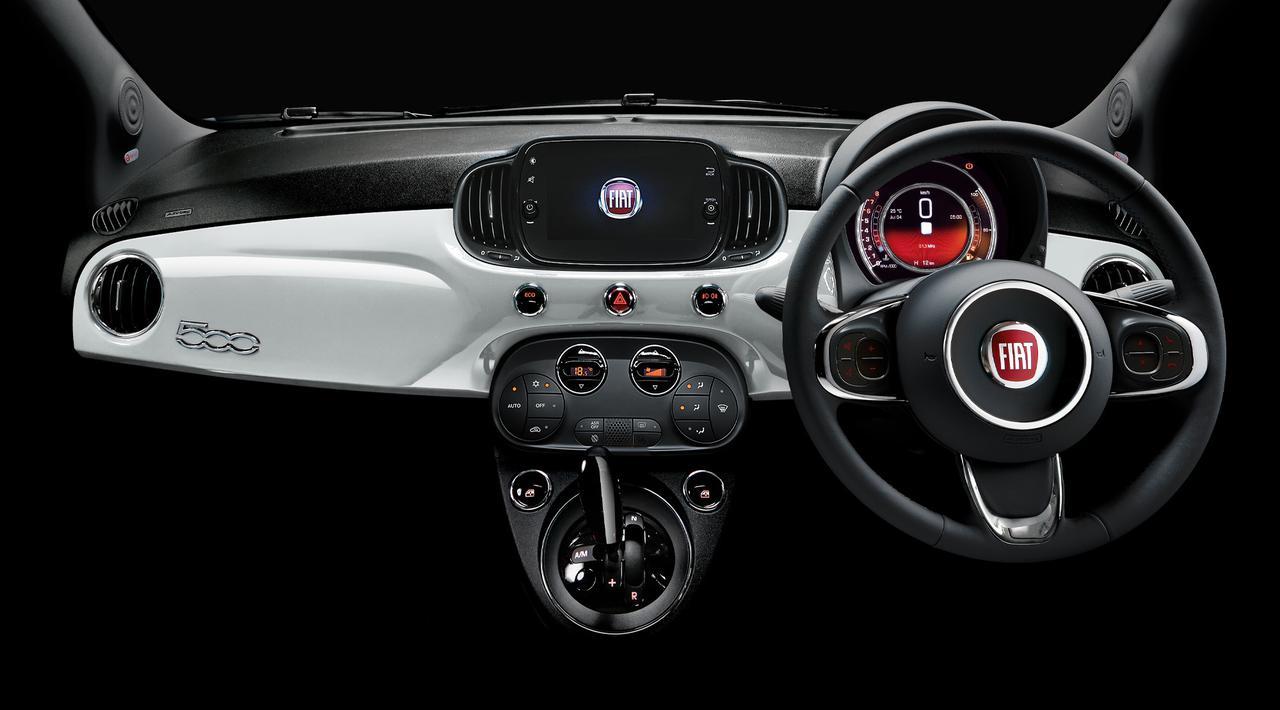 Images : 3番目の画像 - 限定車「フィアット500/ 500C イレジスティービレ(Irresistibile)」 - Webモーターマガジン