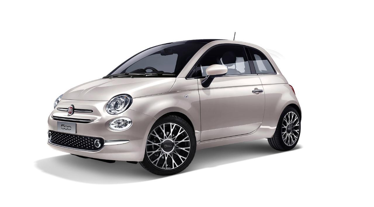 Images : 1番目の画像 - 限定車「フィアット500/ 500C イレジスティービレ(Irresistibile)」 - Webモーターマガジン