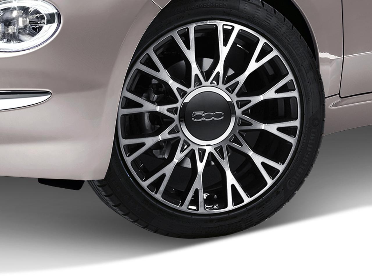Images : 5番目の画像 - 限定車「フィアット500/ 500C イレジスティービレ(Irresistibile)」 - Webモーターマガジン