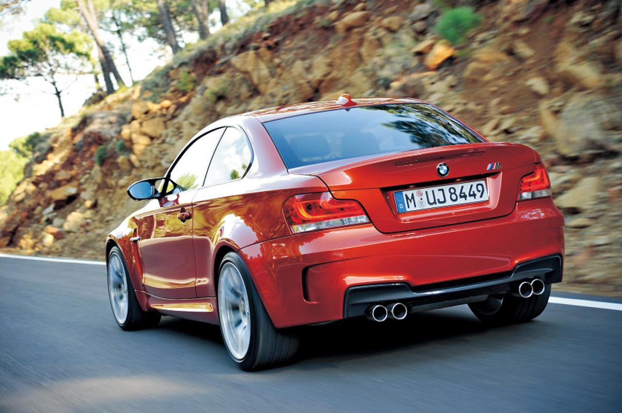 Images : 2番目の画像 - BMW 1シリーズMクーペ(2011年) - Webモーターマガジン