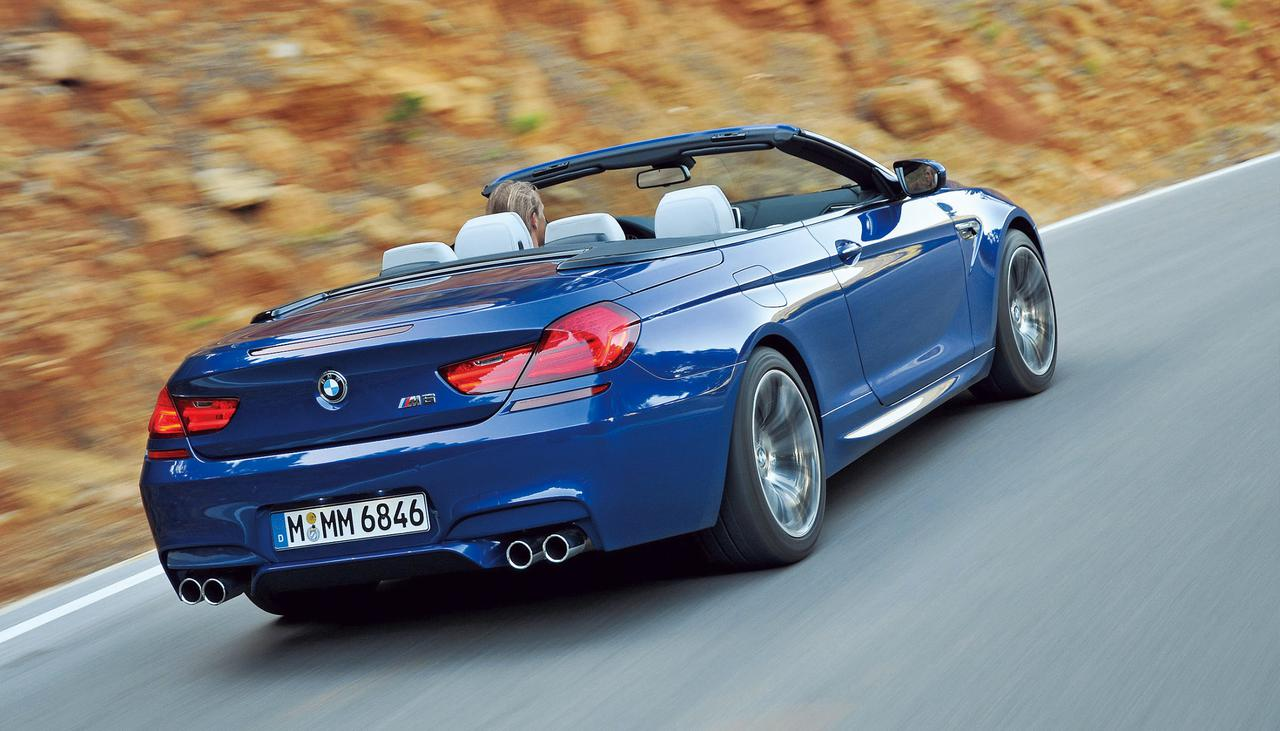 Images : 7番目の画像 - F10M型5代目BMW M5(2011年) - Webモーターマガジン