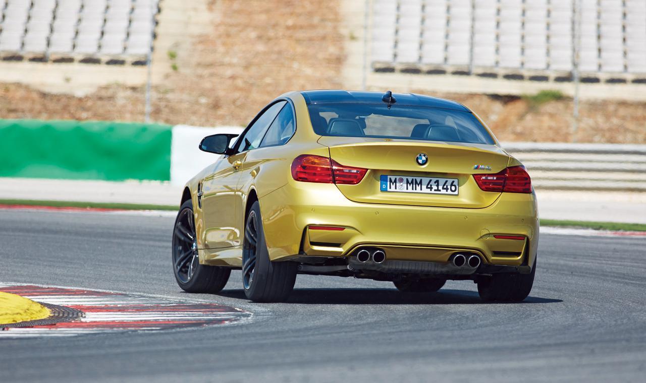 Images : 2番目の画像 - BMW M3セダン(F80)/M4クーペ(F82) - Webモーターマガジン