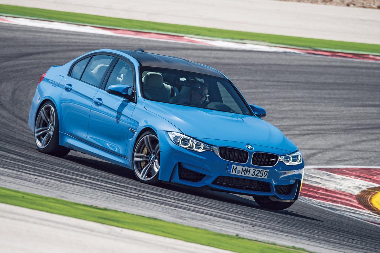 Images : 7番目の画像 - BMW M3セダン(F80)/M4クーペ(F82) - Webモーターマガジン