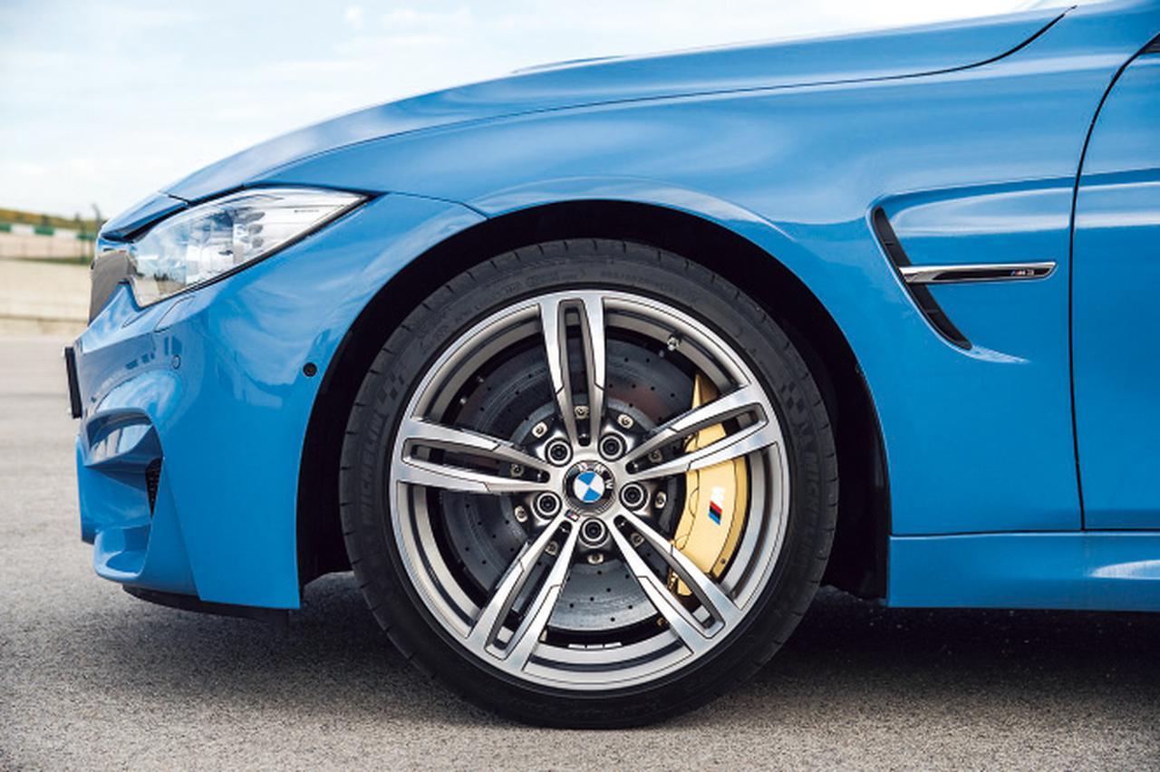 Images : 11番目の画像 - BMW M3セダン(F80)/M4クーペ(F82) - Webモーターマガジン