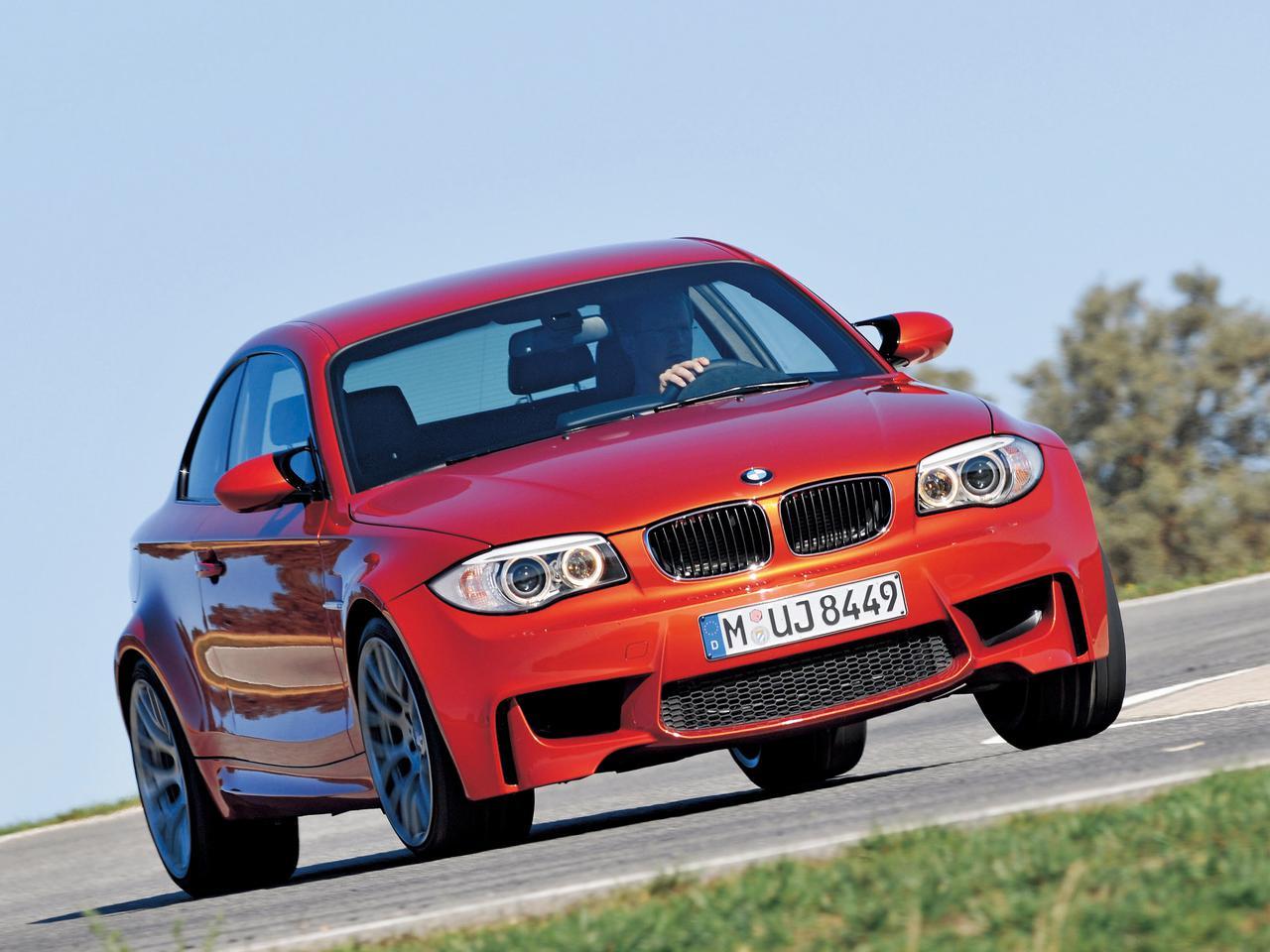 Images : 1番目の画像 - BMW 1シリーズMクーペ(2011年) - Webモーターマガジン