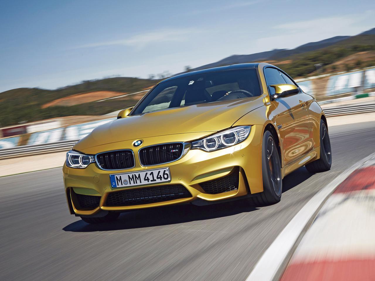 Images : 1番目の画像 - BMW M3セダン(F80)/M4クーペ(F82) - Webモーターマガジン