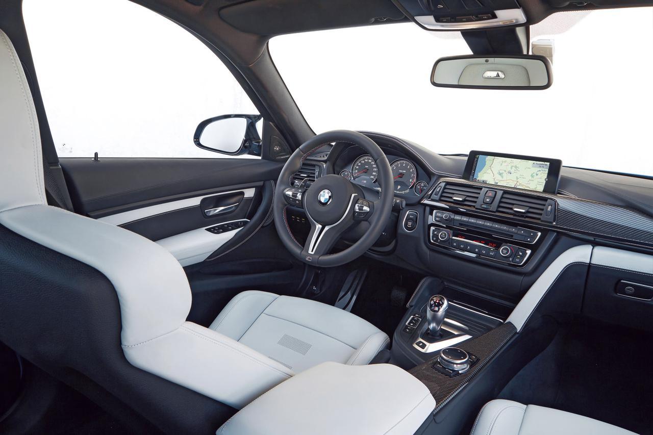 Images : 13番目の画像 - BMW M3セダン(F80)/M4クーペ(F82) - Webモーターマガジン
