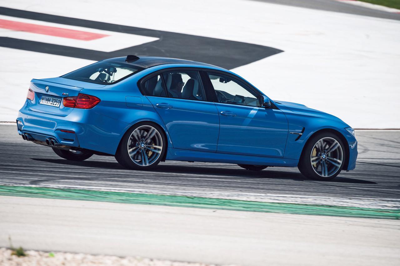 Images : 8番目の画像 - BMW M3セダン(F80)/M4クーペ(F82) - Webモーターマガジン
