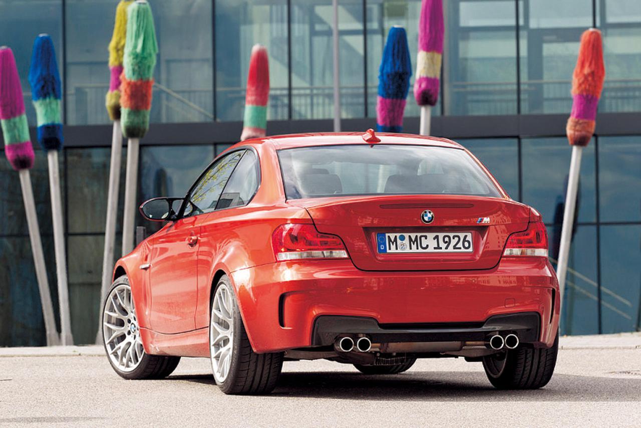 Images : 7番目の画像 - BMW 1シリーズMクーペ(2011年) - Webモーターマガジン