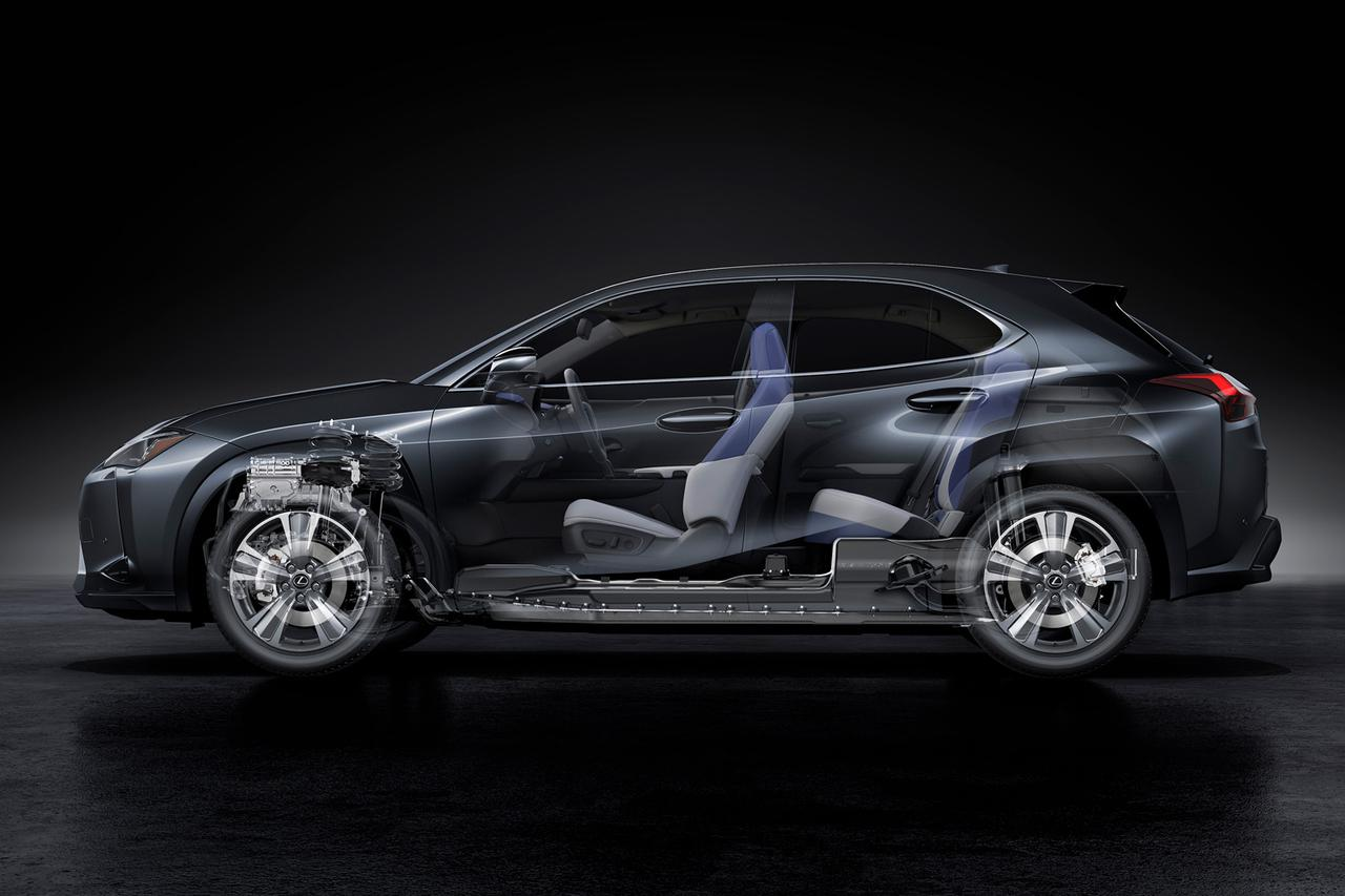 Images : 8番目の画像 - レクサス初の電気自動車「UX300e」の写真アルバム - Webモーターマガジン