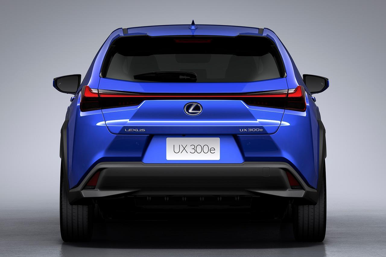 Images : 18番目の画像 - レクサス初の電気自動車「UX300e」の写真アルバム - Webモーターマガジン