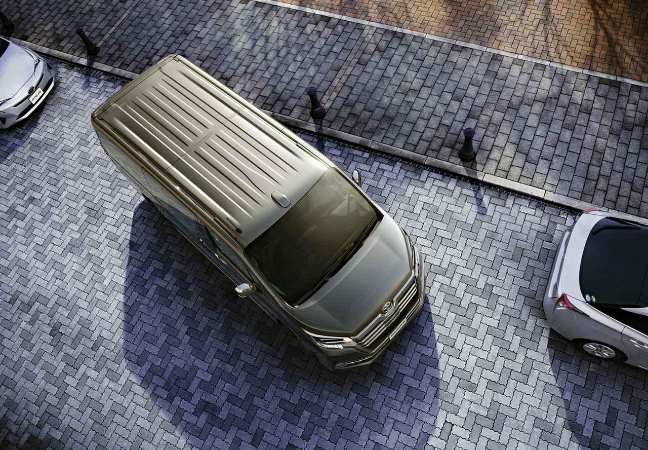 Images : 15番目の画像 - トヨタ グランエース - Webモーターマガジン
