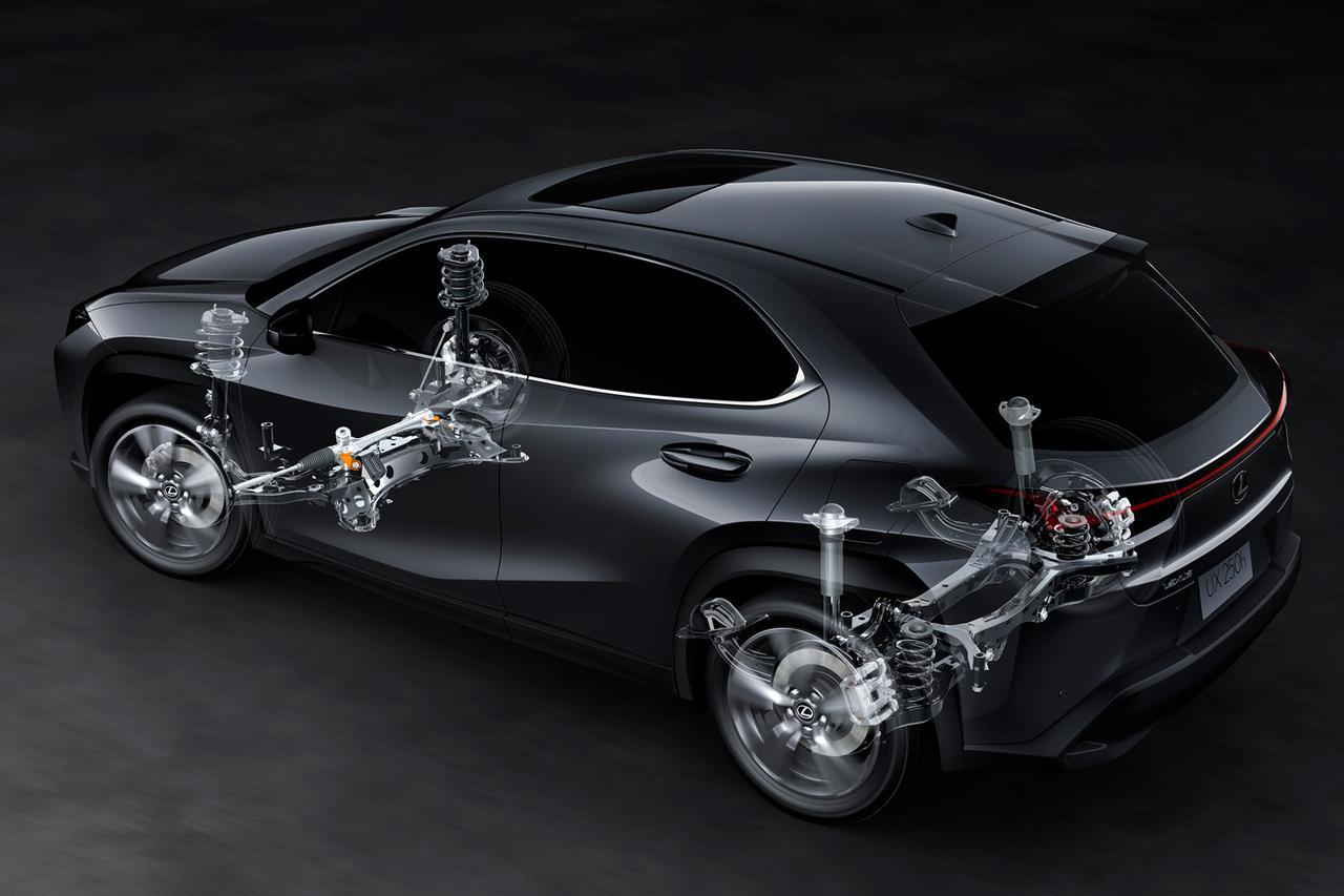 Images : 12番目の画像 - レクサス初の電気自動車「UX300e」の写真アルバム - Webモーターマガジン