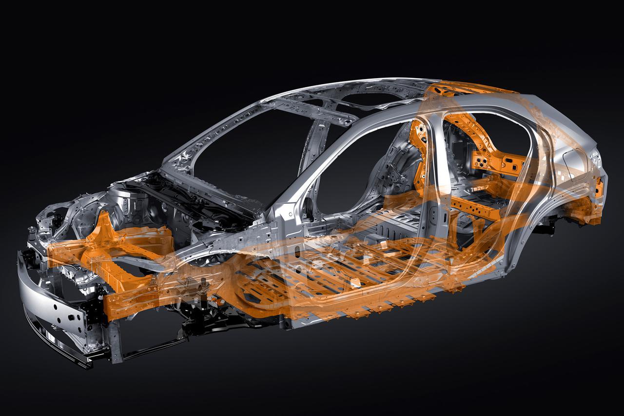 Images : 6番目の画像 - レクサス初の電気自動車「UX300e」の写真アルバム - Webモーターマガジン