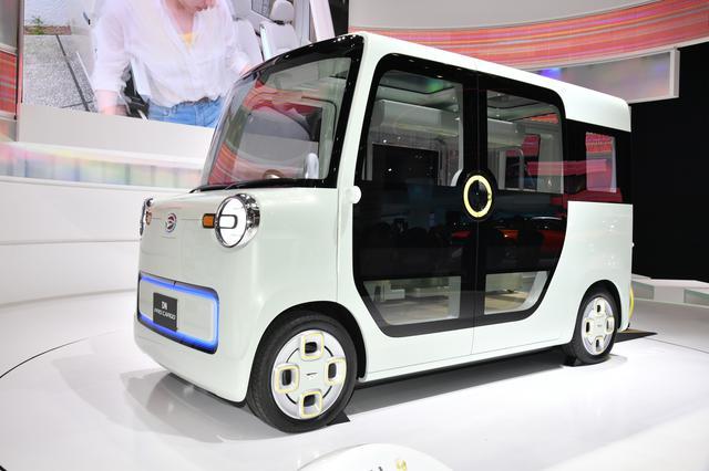 画像: DNGAの第3弾はムーブ。エクステリアは好調な現行モデルのキープコンセプトながら中身は一新。予防安全装備もさらに充実する。(写真は2017年の東京モーターショーに出品されたコンセプトカー)