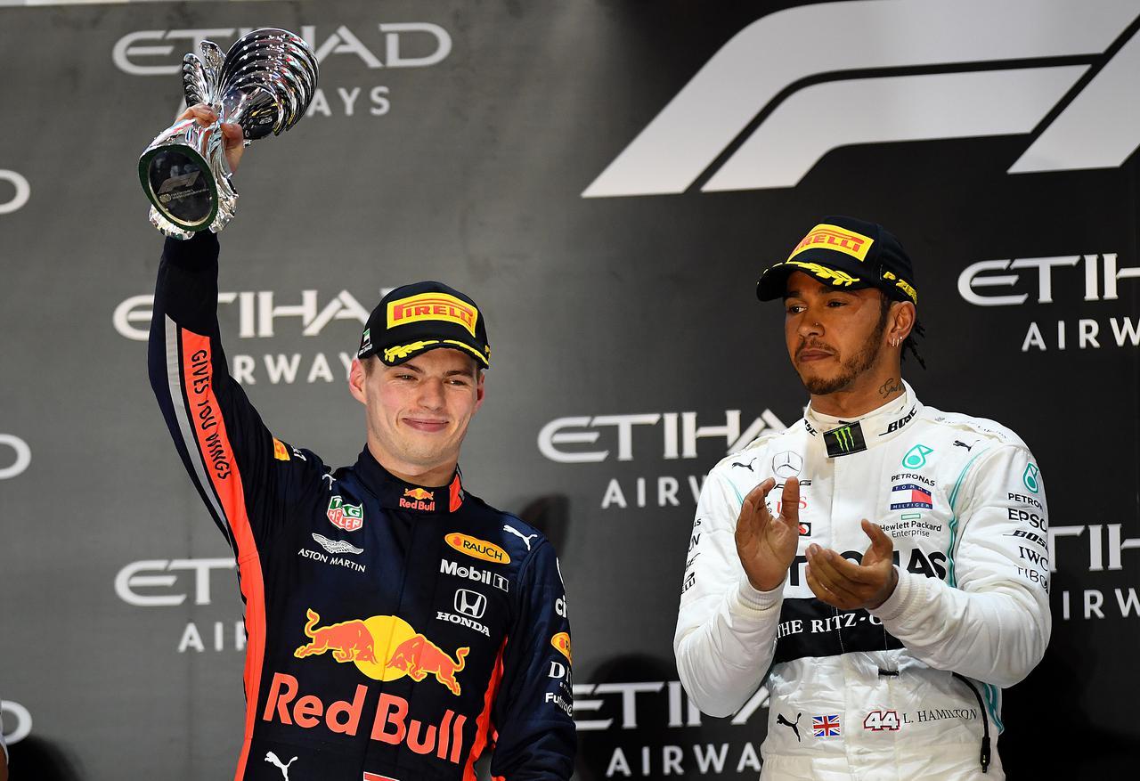 Images : 1番目の画像 - F1第21戦最終戦アブダビGP決勝 - Webモーターマガジン