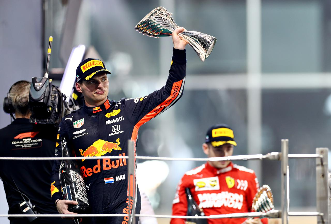 Images : 2番目の画像 - F1第21戦最終戦アブダビGP決勝 - Webモーターマガジン