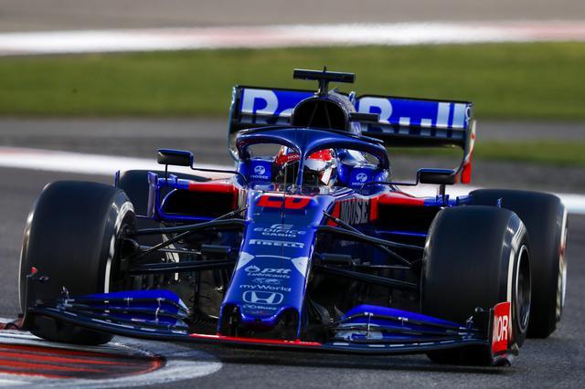 画像: 予選ではハンドリングに悩まされたダニール・クビアト(トロロッソ・ホンダ)だったが、決勝では素晴らしい走りで9位に入賞した。