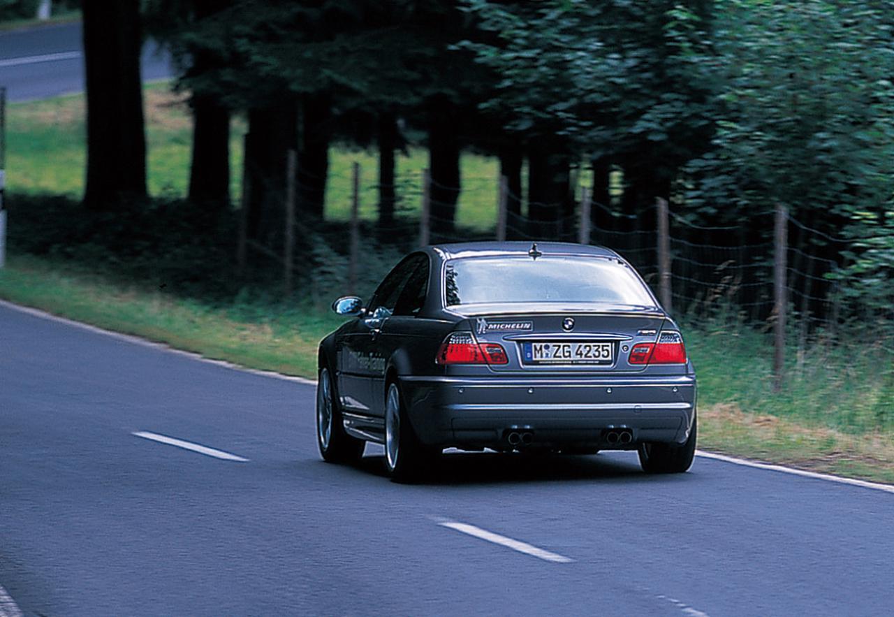 Images : 10番目の画像 - 3代目E46型 BMW M3 クーペ - Webモーターマガジン