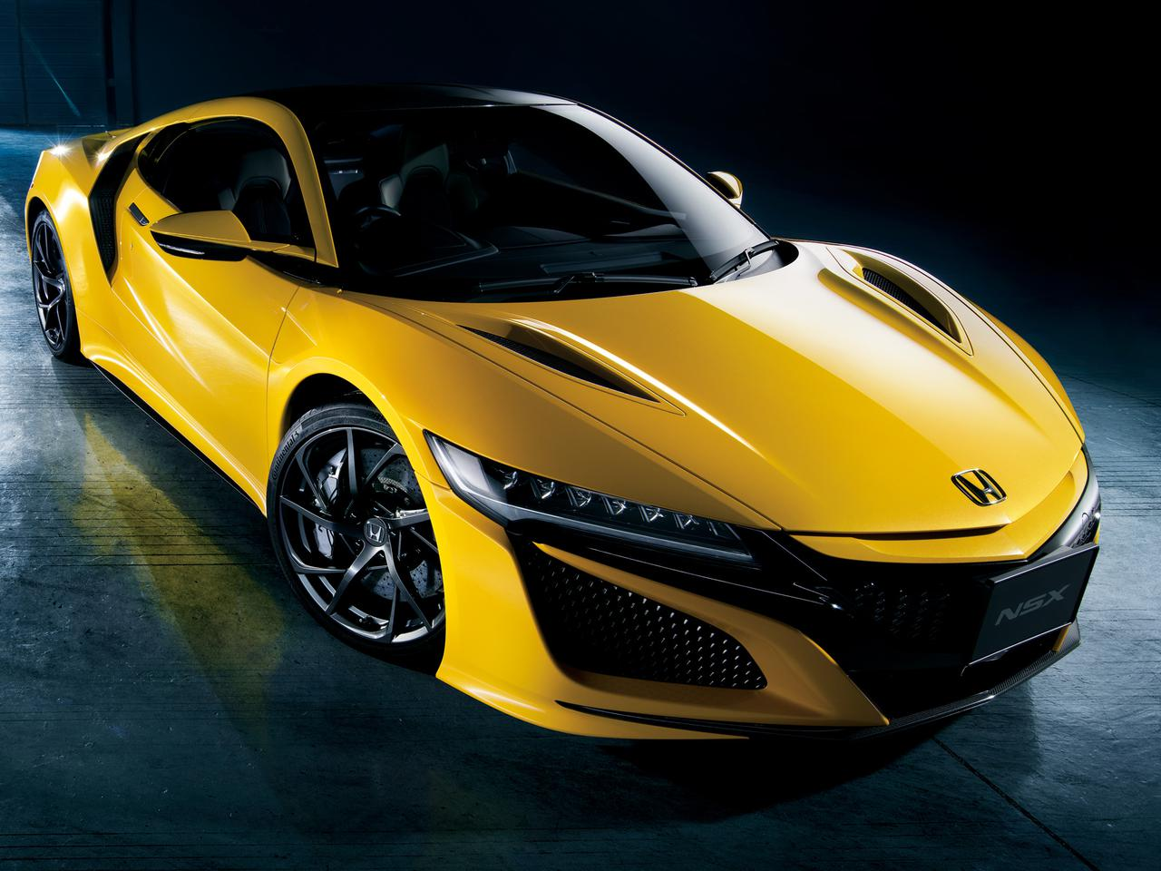 Nsx ホンダ タイプ一覧|タイプ・価格・装備|NSX|Honda公式サイト