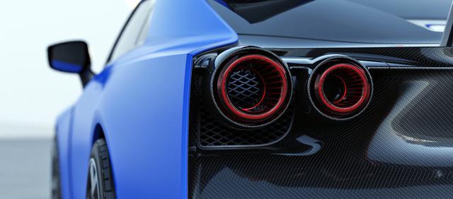 画像: 日本で日産 GT-R50 by イタルデザインの姿を見ことはあるだろうか。