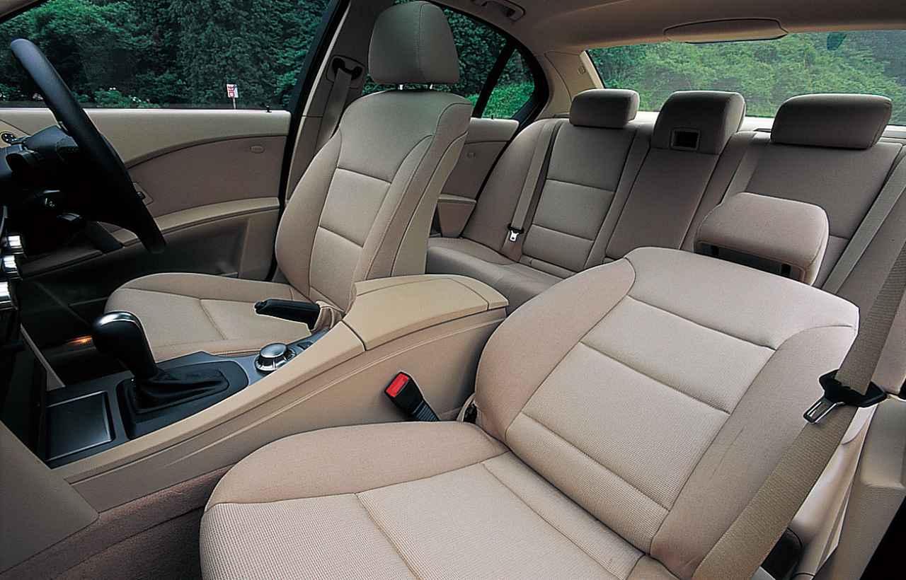 Images : 6番目の画像 - BMW5シリーズ(E60型)2005年フェイスリフト - Webモーターマガジン