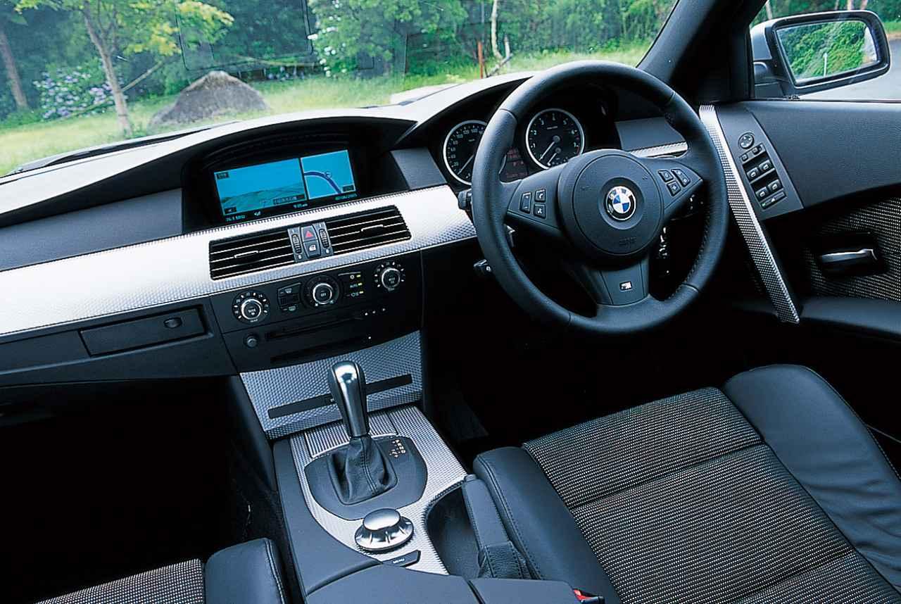 Images : 11番目の画像 - BMW5シリーズ(E60型)2005年フェイスリフト - Webモーターマガジン