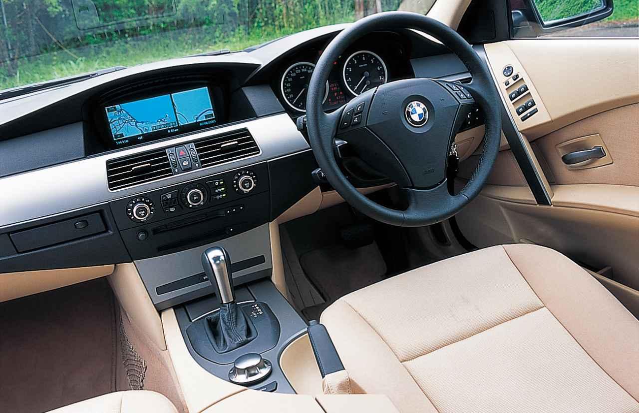 Images : 5番目の画像 - BMW5シリーズ(E60型)2005年フェイスリフト - Webモーターマガジン