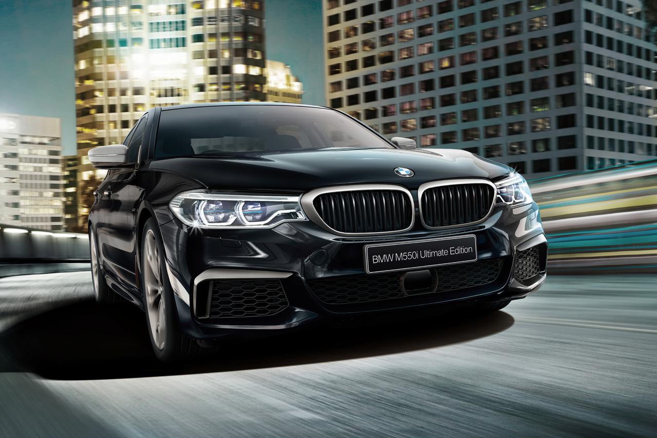 Images : 1番目の画像 - BMW M550i xDriveアルティメットエディション - Webモーターマガジン