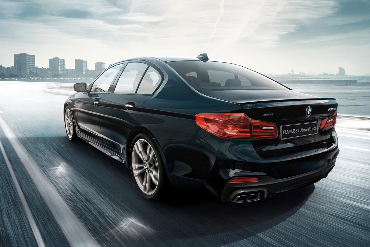 Images : 2番目の画像 - BMW M550i xDriveアルティメットエディション - Webモーターマガジン