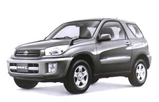 画像: 初代のデザインイメージを踏襲しつつ2代目は全車3ナンバーとなった。