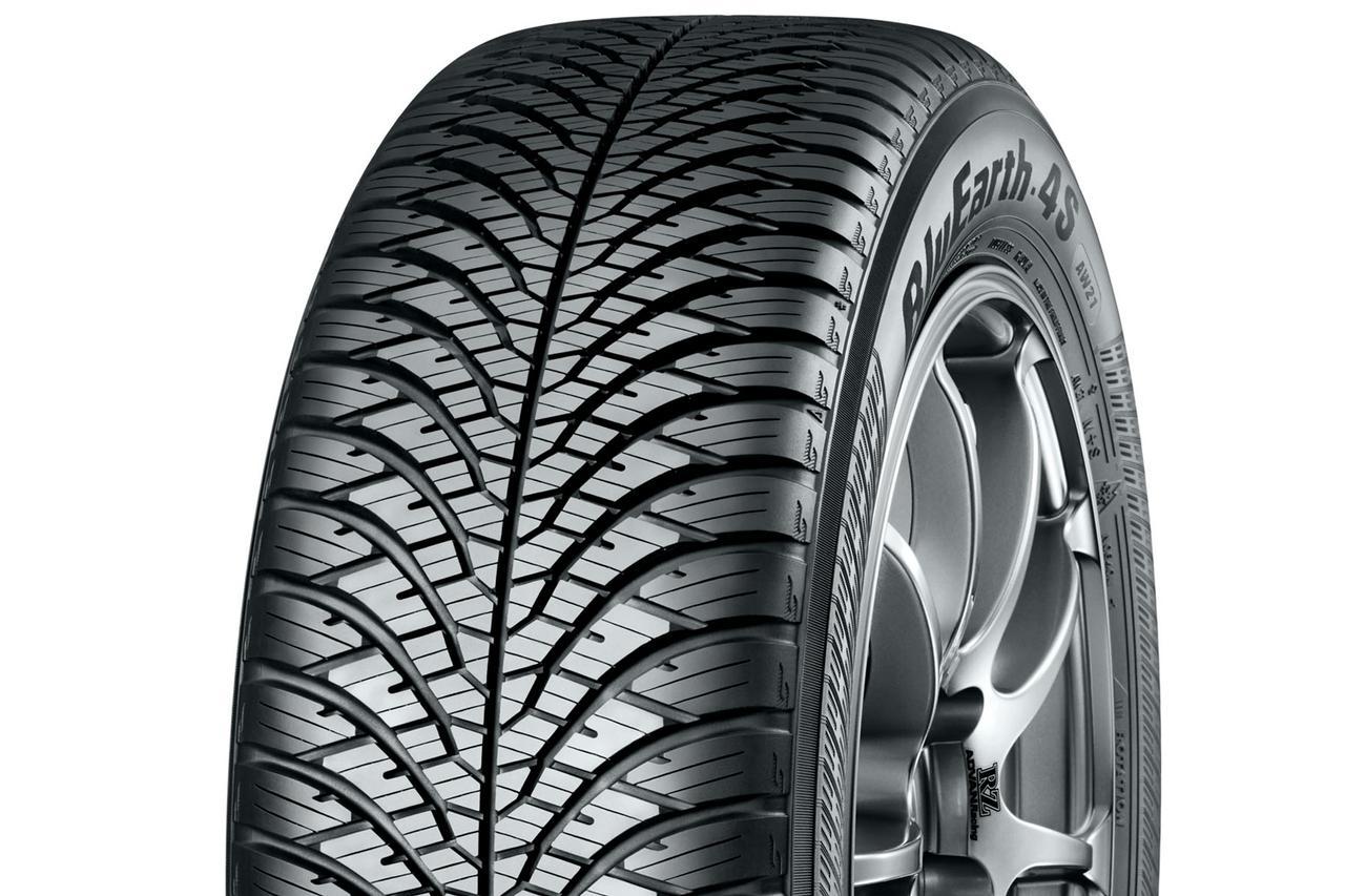 Images : 2番目の画像 - ヨコハマタイヤのオールシーズンタイヤ「ブルーアース4S AW21」 - Webモーターマガジン