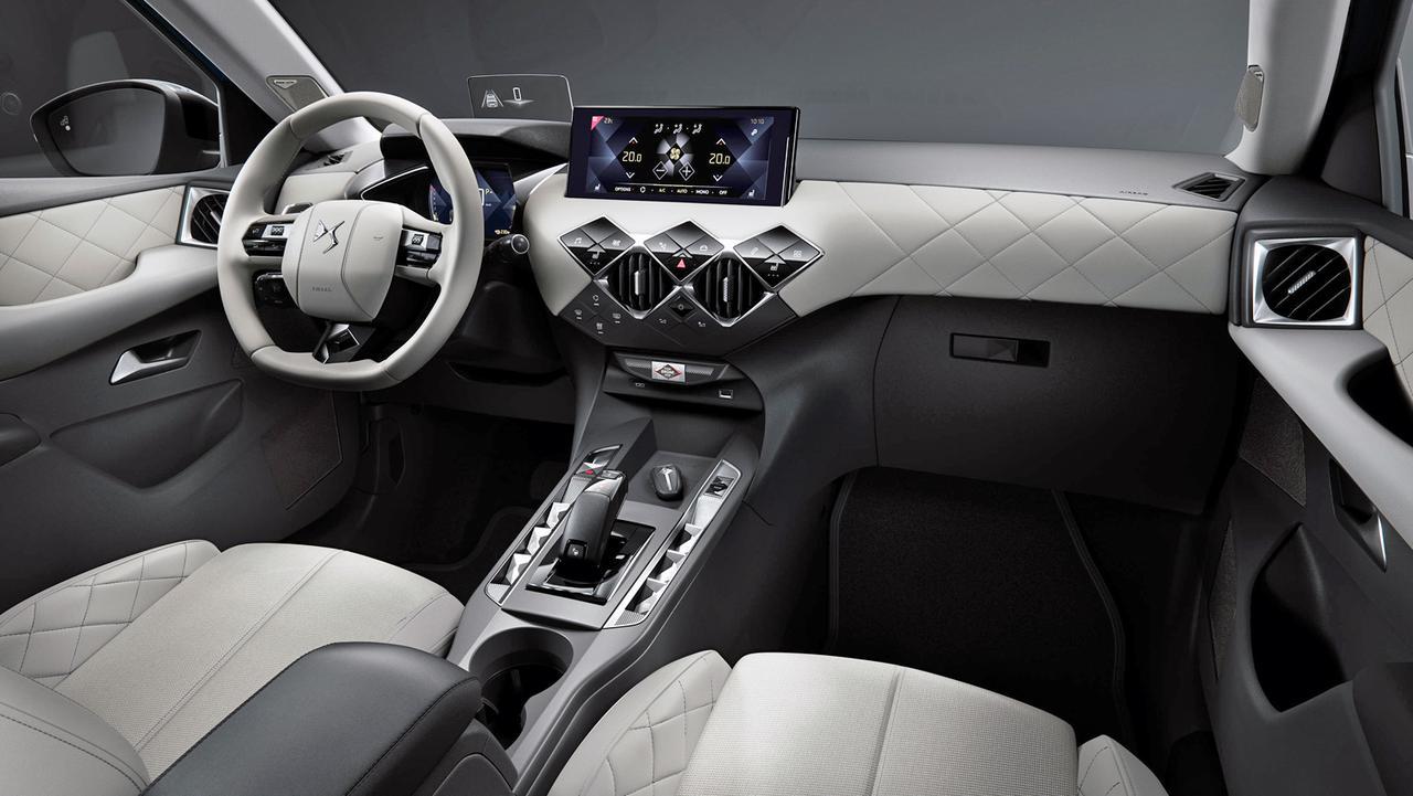 Images : 2番目の画像 - DS3 クロスバック限定車「リヴォリ」 - Webモーターマガジン