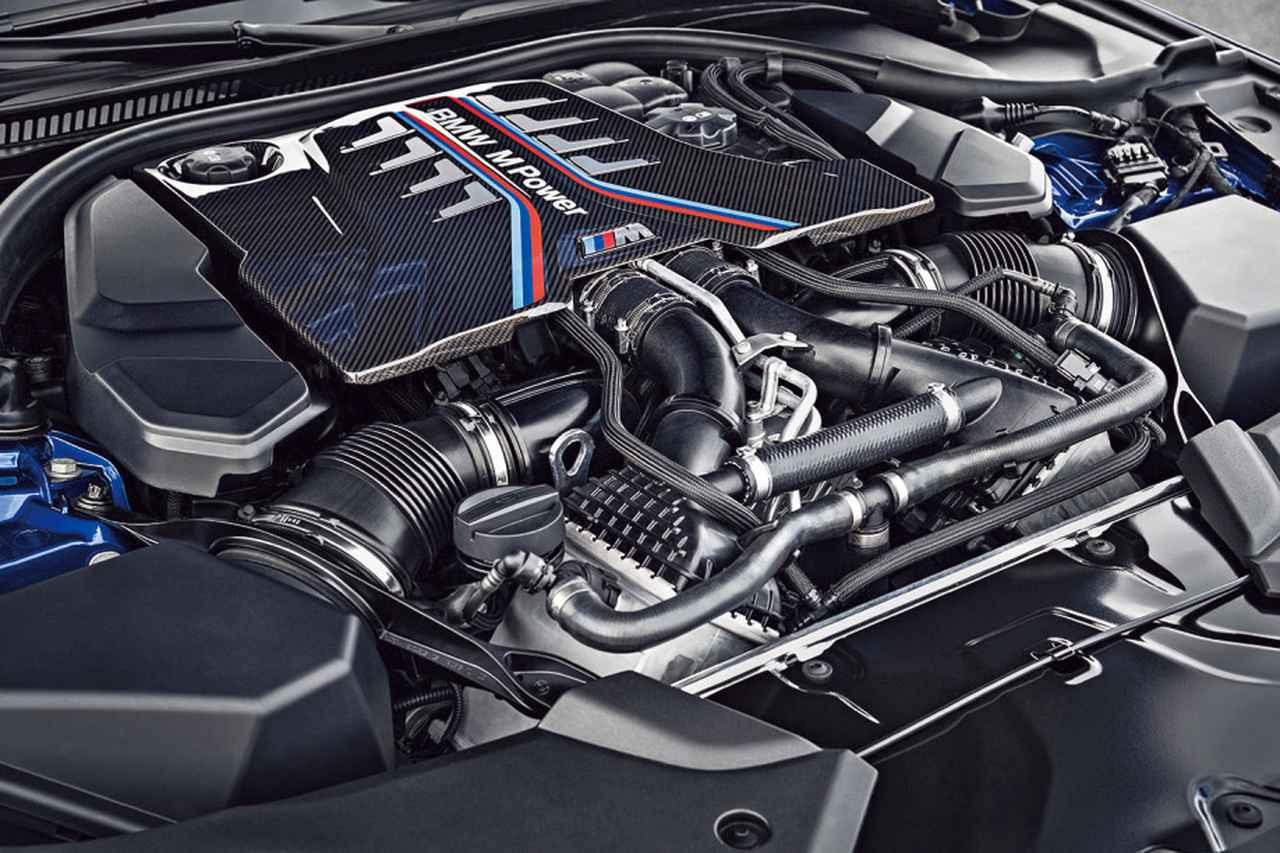 Images : 5番目の画像 - BMW M5(6代目 F90型) - Webモーターマガジン