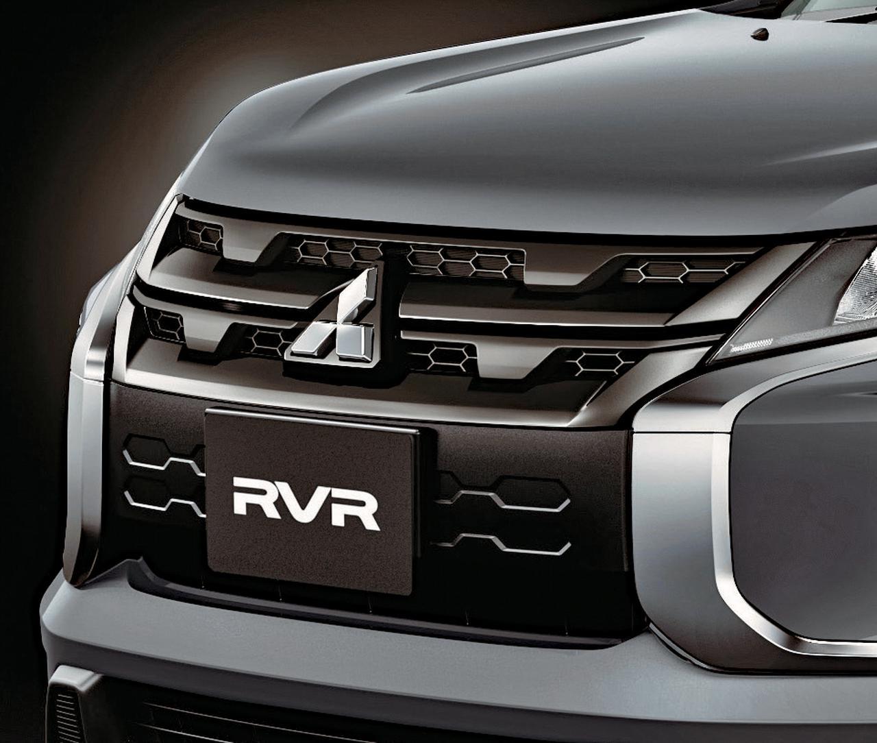 Images : 2番目の画像 - RVR ブラックエディション - Webモーターマガジン