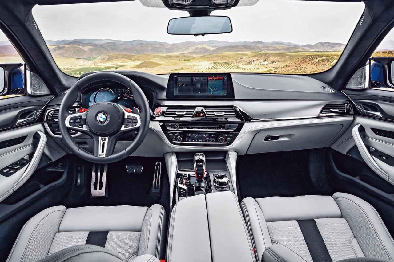 Images : 3番目の画像 - BMW M5(6代目 F90型) - Webモーターマガジン