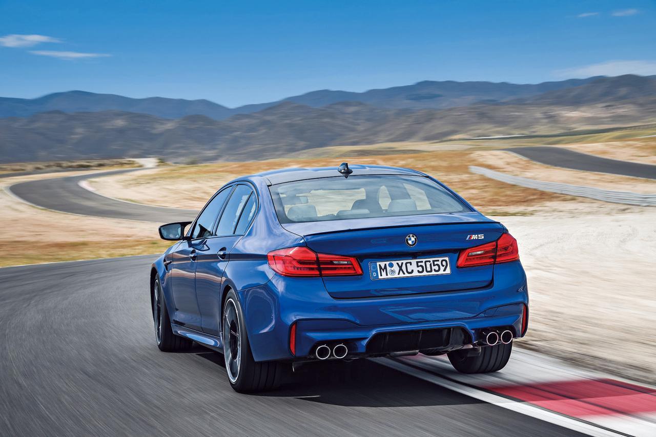 Images : 2番目の画像 - BMW M5(6代目 F90型) - Webモーターマガジン