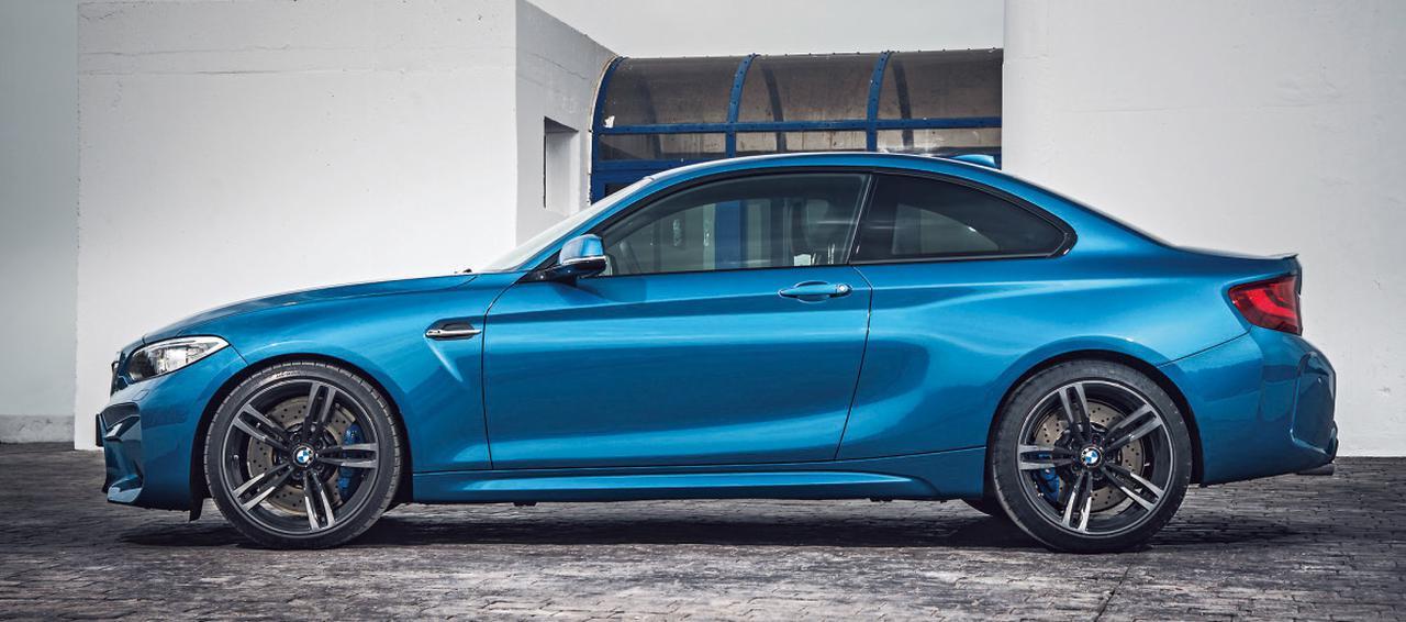 Images : 3番目の画像 - BMW M2クーペ - Webモーターマガジン