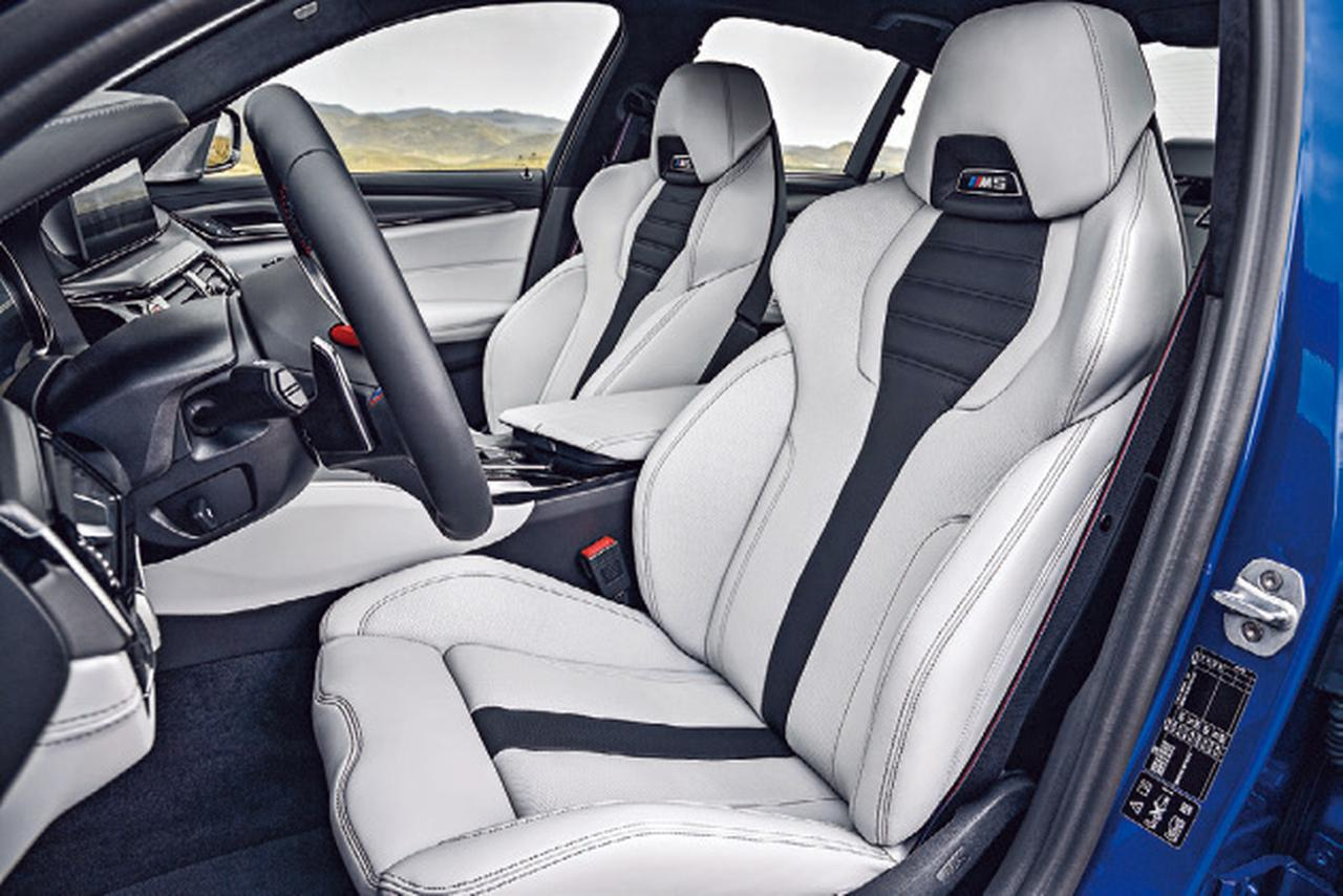 Images : 4番目の画像 - BMW M5(6代目 F90型) - Webモーターマガジン