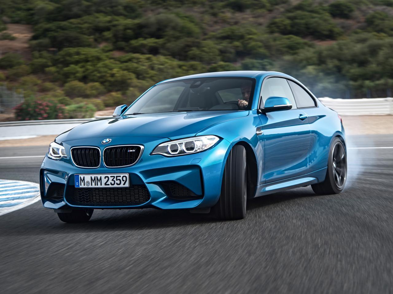 Images : 1番目の画像 - BMW M2クーペ - Webモーターマガジン