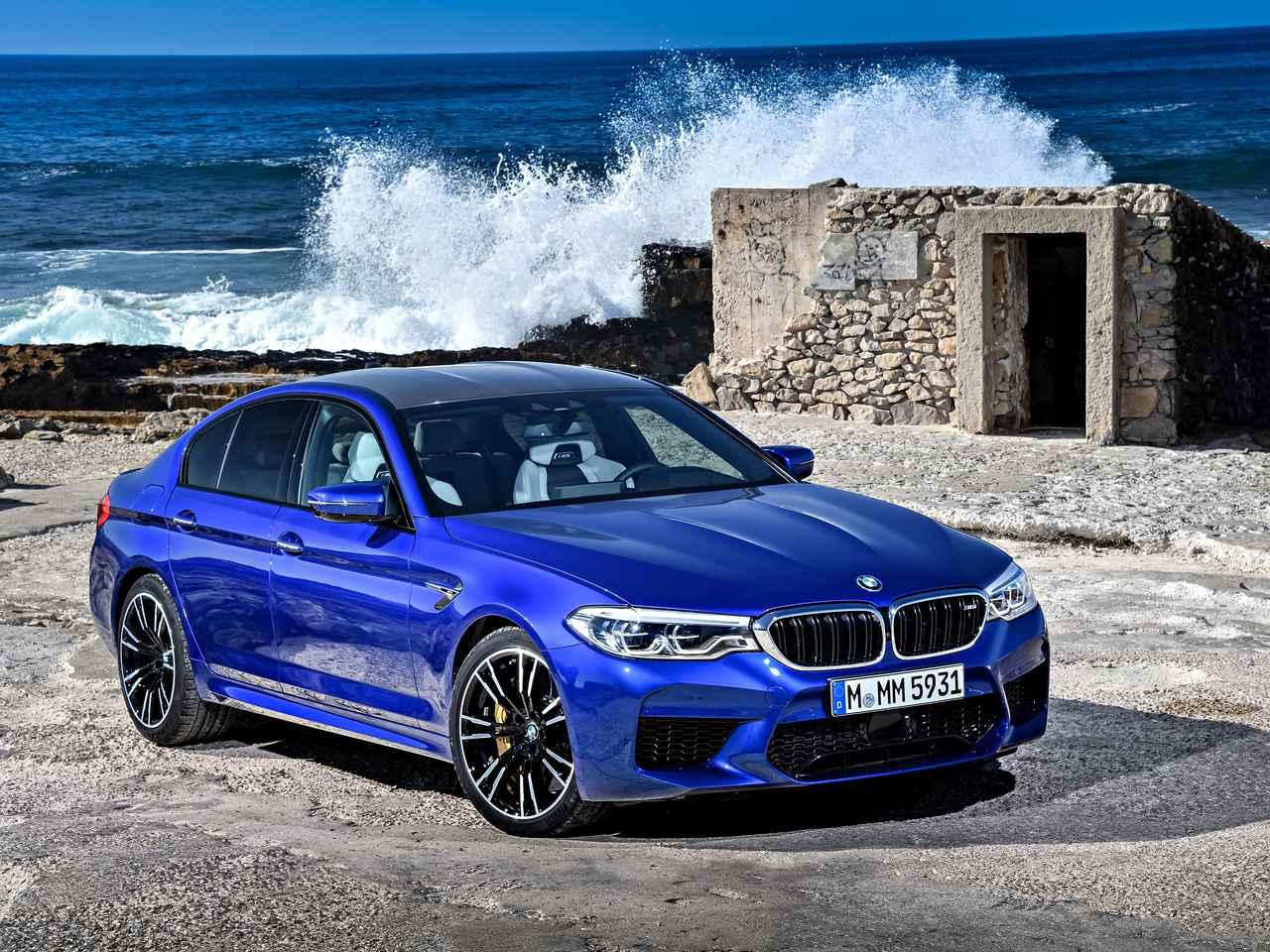Images : 1番目の画像 - BMW M5(6代目 F90型) - Webモーターマガジン